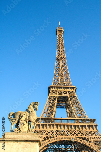 Eiffel and The Horse