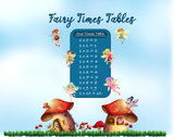 Times tables with fairy - 230794719