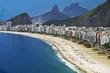 Quadro Copacabana Beach, Rio de Janeiro City