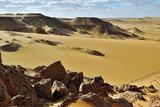 Sahara desert. Egypt - 230833186