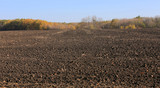 Plowed agricultural field - 230841536