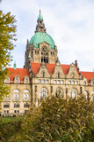 New Town Hall in Hanover, Germany