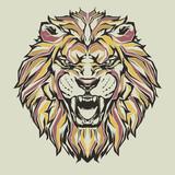 Lion King Pop Art