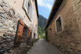 French village Venosc at summer time - 230871337