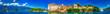 Leinwanddruck Bild - Isola Bella, Borromäische Inseln, Lago Maggiore, Piemont, italien