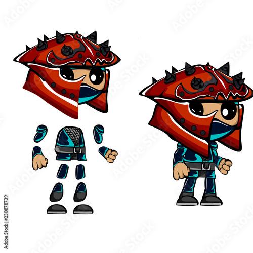 Part Of Phyton Ninja