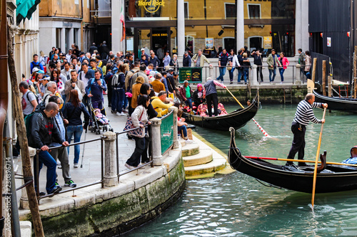 Venice Grand canal, Streets of Italy - 230896714