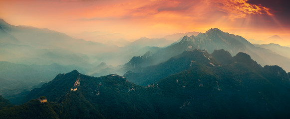 Great wall of China © powerstock