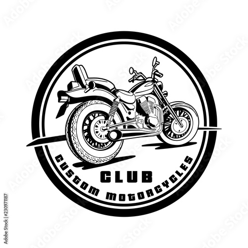 motorcycle club custom