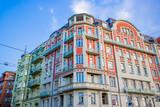 Immeubles au bord de La Vltava à Prague - 230972560