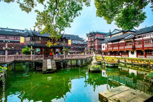 Shanghai Town God's Temple