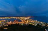 Hakodate City view from Mountain Hakodate - 231003997