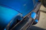 Ancienne voiture cuba anthentique