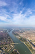 City of Budapest from above. Landscape in Europe - 231023975