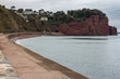 Smugglers cove near Teignmouth