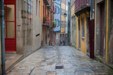 ruelle de porto © Maxence