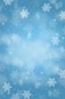 Weihnachten Hintergrund Schnee Karte Weihnachtskarte Schneeflocke Hochformat Textfreiraum Copyspace