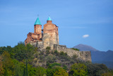 Gremi Monastery Complex and royal residence in Georgia, located in Kakheti region, near the Telavi town - 231058759