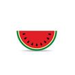 watermelon slice sweet illustration - 231062552