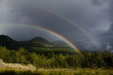 double rainbow © Brad