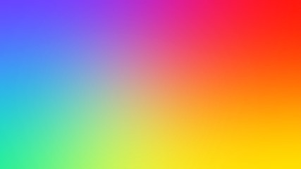 Abstract blurred gradient background in bright colors. Colorful smooth illustration © naratiwat