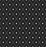 Geometric dotted black and white pattern. Seamless abstract modern texture for wallpapers and backgrounds - 231121547