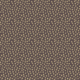 Seamless background with random golden elements. Abstract ornament. Dotted abstract pattern - 231121980