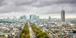 Panoramique de la défense ville de Paris - 231140724