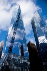 Skyscrapers New York 1