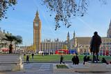 Fototapeta London - Big Ben, London © whitelook