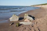 Paesaggio del mar baltico
