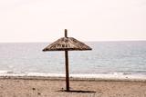 Tropical Beach Umbrella