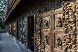 Shwenandaw Monastery Mandalay city Myanmar (Burma) - 231351375