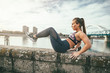 So Many Benefits Of Outdoors Exercise