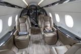 intérieur jet d'affaires - 231359348