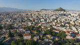 City of Athens, Greece, seen from above - 231360380
