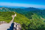 Große Mauer bei Mutianyu, China - 231364509