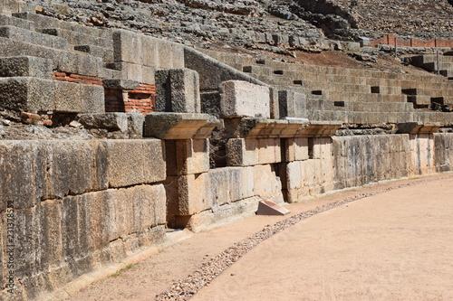 Ruinas romanas, Mérida, España