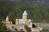 Festung Ananuri-Georgien - 231386159