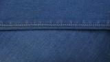 Blue washed jeans denim texture background - 231397143