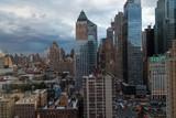 General view of midtown Manhattan, New York