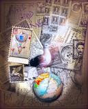 Viaggi fantastici intorno al mondo-reverie
