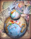 Viaggi fantastici intorno al mondo - reverie