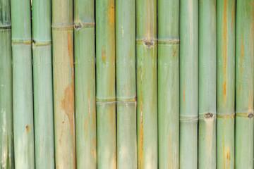 Bamboo floor background © patita88