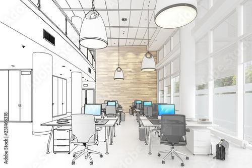 Modern Office Conception 01 (wersja robocza)