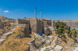Urfa, Turkey - few chilometers distant from the Syrian border, Urfa is a multiethnic city with a Turkish, Kurdish, and Armenian heritage. Here in particular the Old Town - 231484395