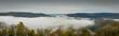 Eifellandschaft im Nebel