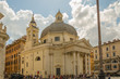 City sights of the great city of Italy Rome.