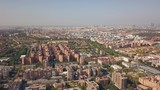 Aerial view of Madrid from the outskirts - 231524191