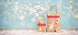 Weihnachtsbäckerei - 231526932